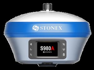 Stonex S980A GNSS receiver with 5 Watt radio