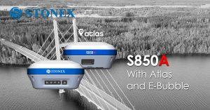 Stonex S850A GNSS receiver