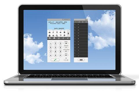 Panasonic PC Softphone