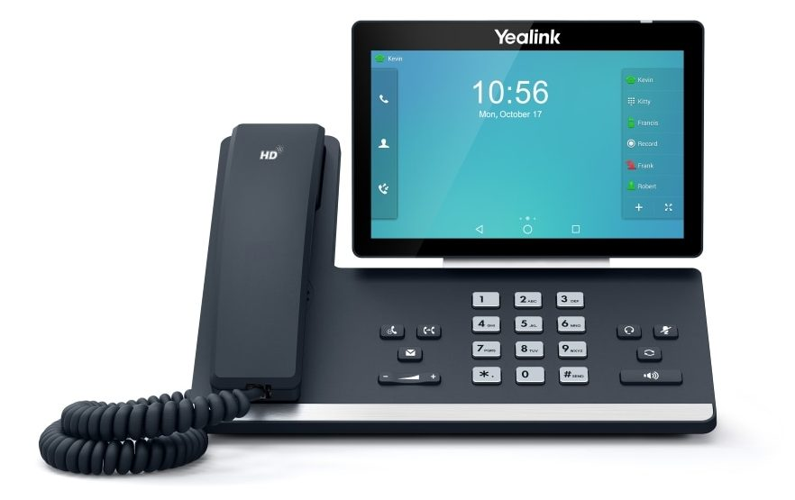Yealink T56V IP Phone for Hosted PBX