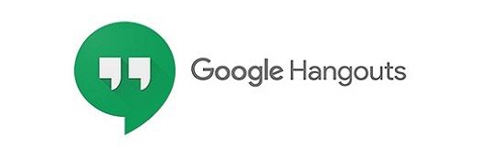 Google Hangouts Video Conferencing